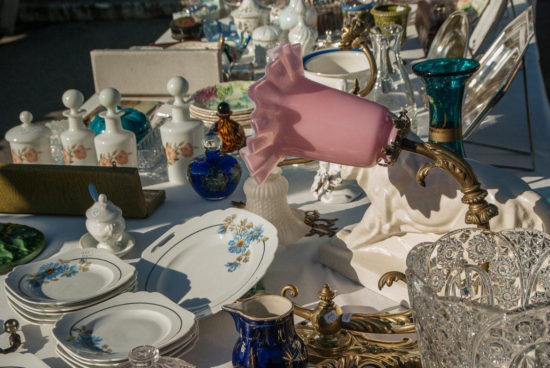 Die größten Flohmärkte Wiens am Sonntag