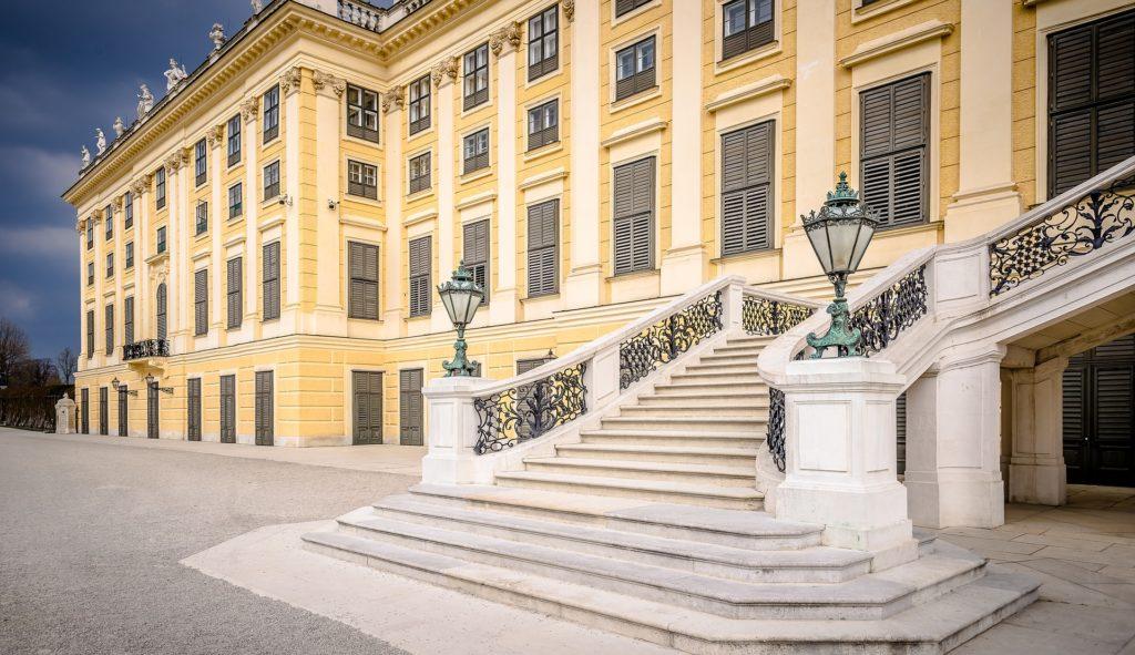 Wien, die Weltstadt - Eine Blogparade auf vielove.at