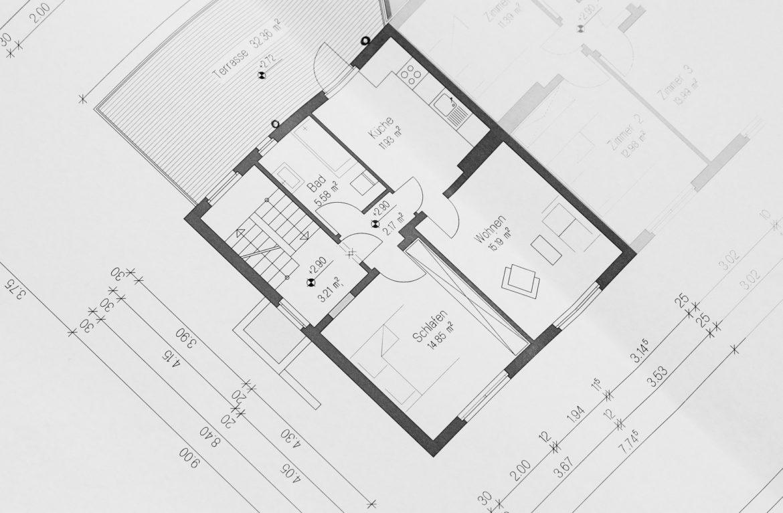 Wie viele Zimmer sollte eine Wohnung für 2 Personen haben?